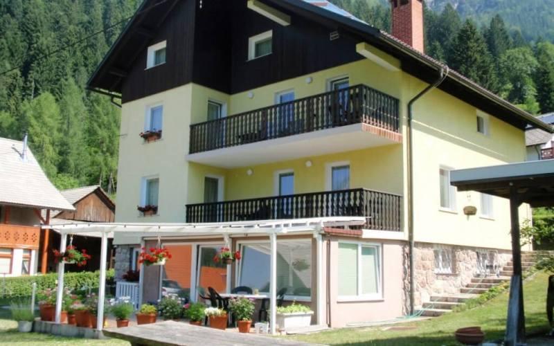 Ubytování Julské Alpy