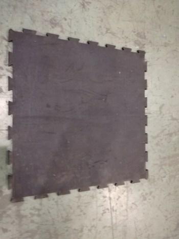 loseta de caucho reciclado Ref. Gymsp