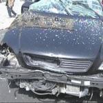 Dos personas fallecen y cuatro resultan heridas, tres de ellas menores, en un accidente de tráfico en la carretera de Beas