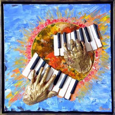 Hot Keys by Grahame Morgan-Watson