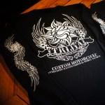 ☆★ 新しいワッフルロンTシャツを作ってイマッスル♪ ★☆