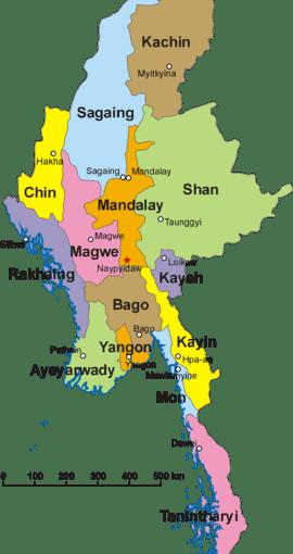 Medicina Natural en Myanmar (en)