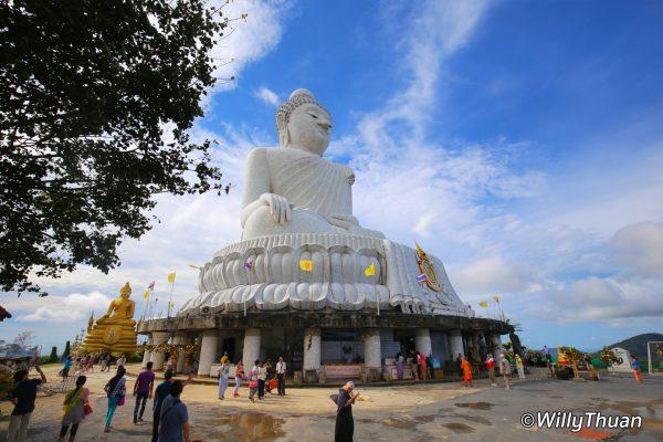 El Big Buddha Phuket. Tailandia