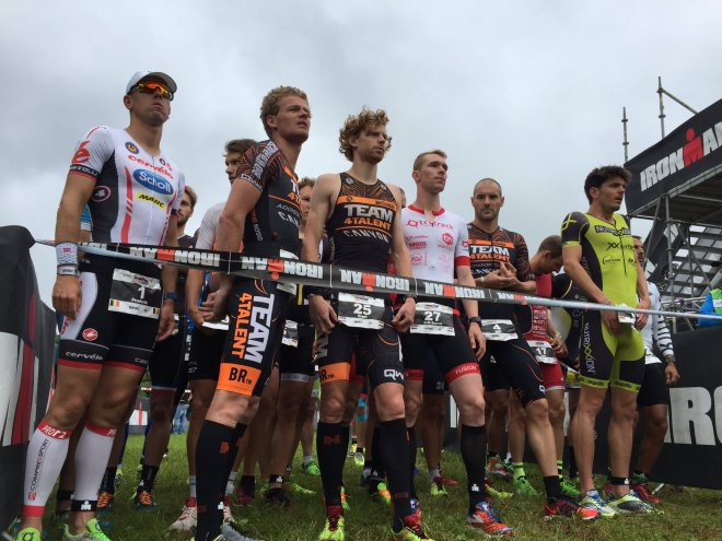 Frederik van Lierde T4T start Luxemburg