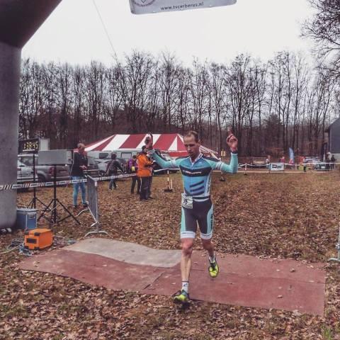 Winnaar Maarten Nijland