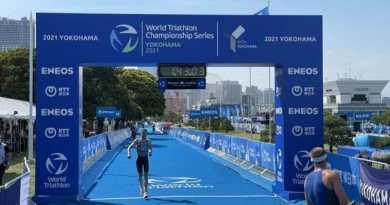 Kristian Blummenfelt wint WCTS Yokohama; Jelle Geens prachtig 2e; Donald in achterhoede
