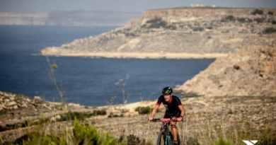 XTerra Malta mooie opsteker Joep en Maud; Ibiza Half met Julia en Paula; Ocean Lava Lanza; Loreen Barnett erelid – WTJ 2063