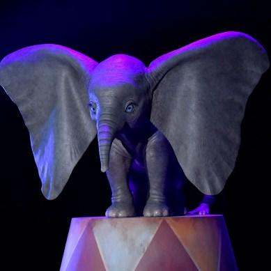 Dumbo de Tim Burton ganha trailer