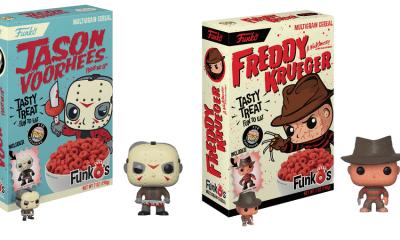Funko Cereal Freddy Jason