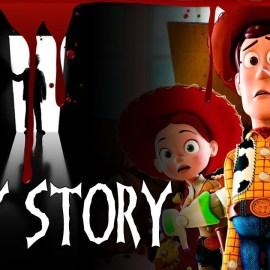 [Eu Te Conto] A Terrível História por Trás de Toy Story: Creepypasta