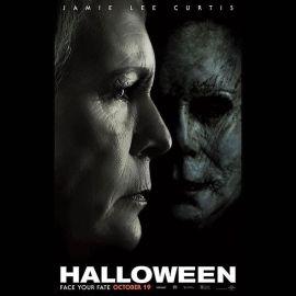 Novo pôster de Halloween foi publicado hoje por Jamie Lee Curtis