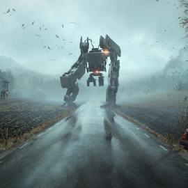 'Generation Zero' uma Suécia nos anos 80 invadida por robôs