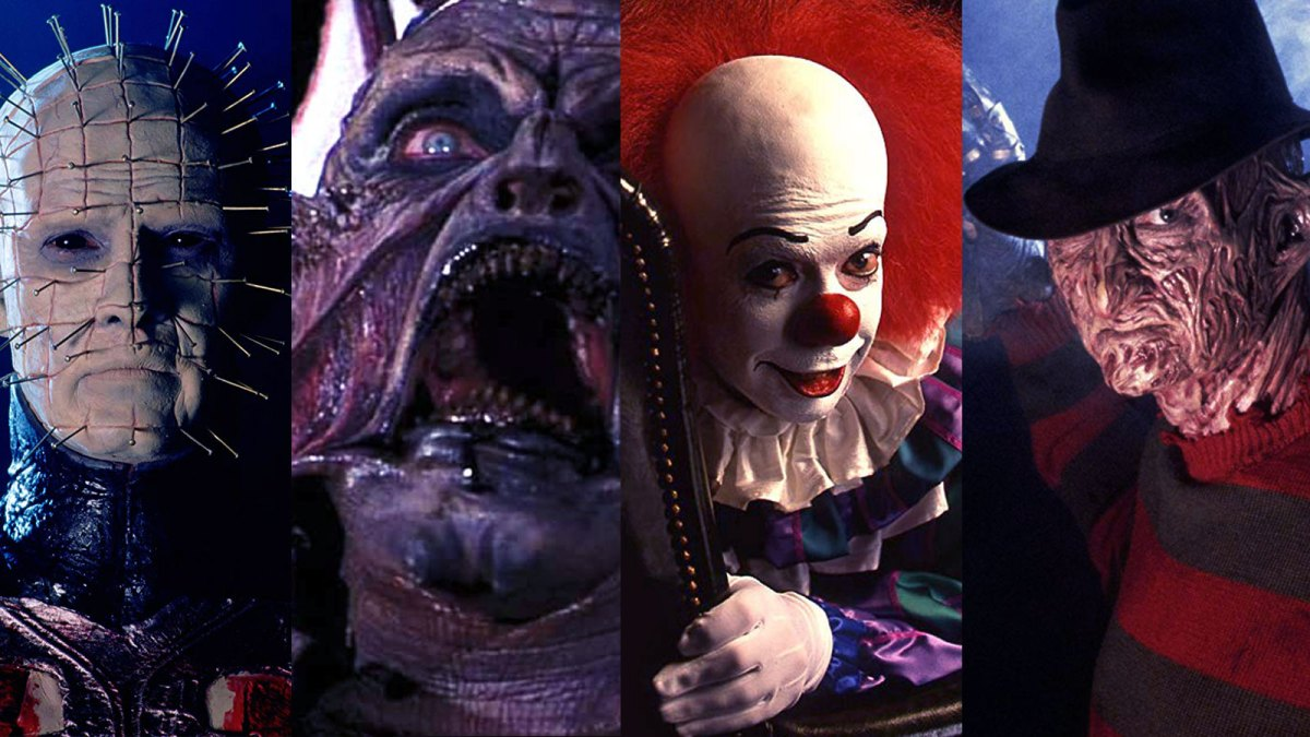 Conheça os atores por trás das maquiagens dos filmes de terror