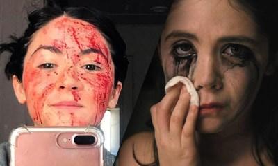 A Órfã 2 - Isabelle Fuhrman revela primeiras imagens como Esther