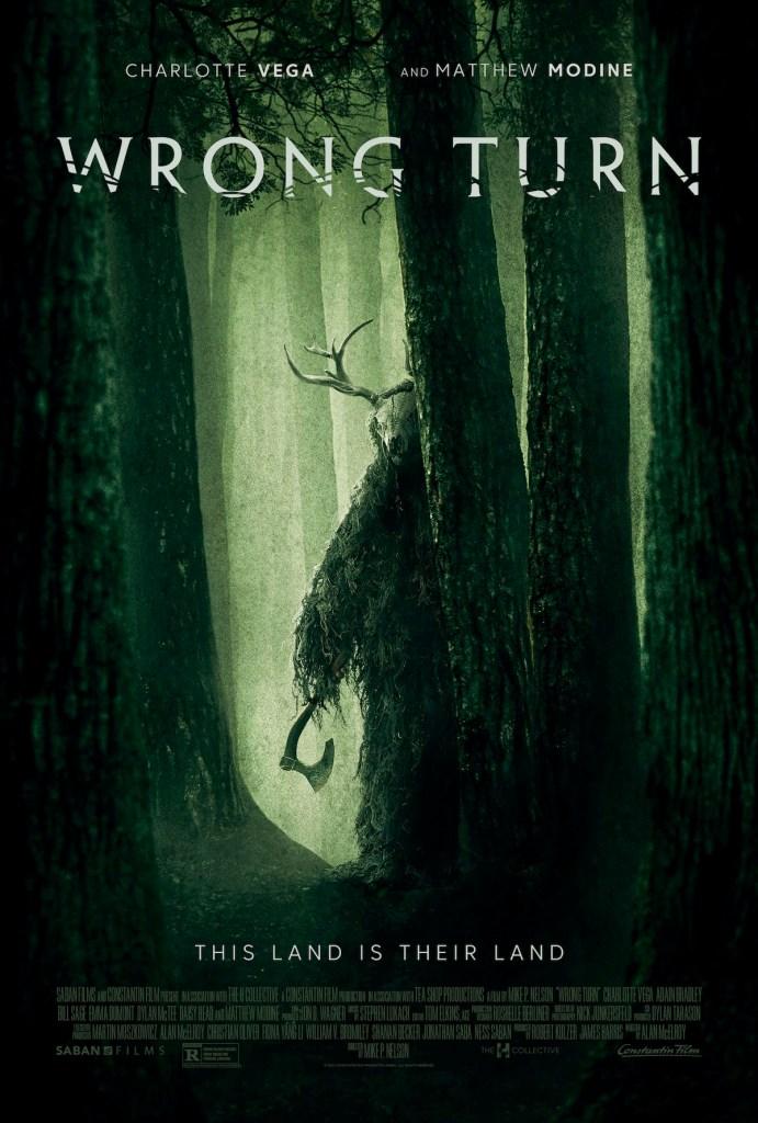 Pânico na Floresta filme