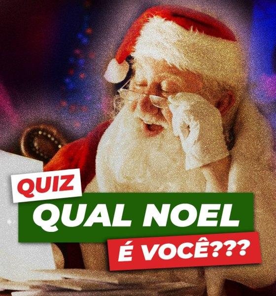 [QUIZ] Qual Noel É Você?