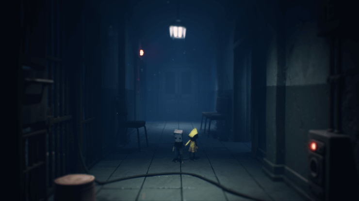 "Jogamos o Novo Game de Terror ""Little Nightmares II"""