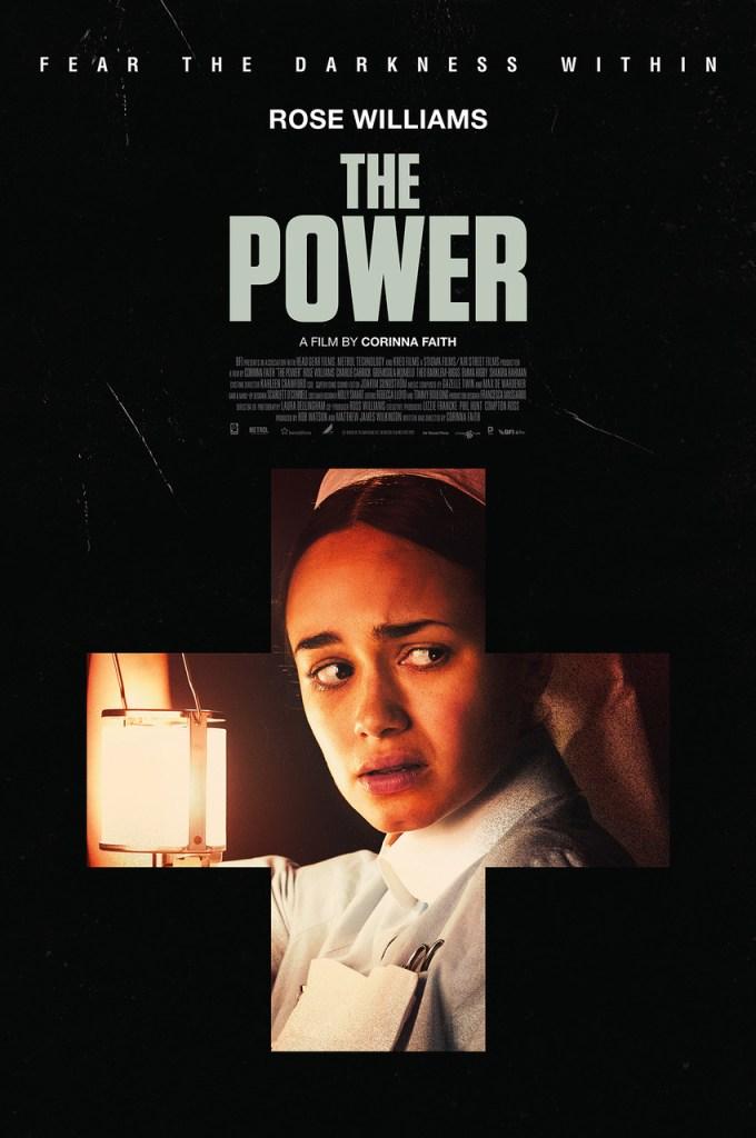 The Power poster oficial e trailer lançamento Shudder