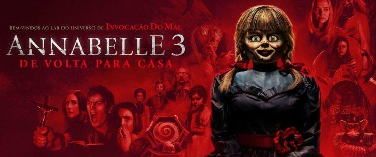 Annabelle 3 no telecine