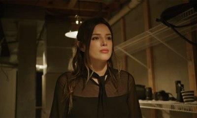 "Bella Thorne é invasora domiciliar no thriller ""Masquerade"""
