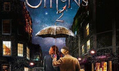 Amazon Studios confirma a nova temporada de Good Omens