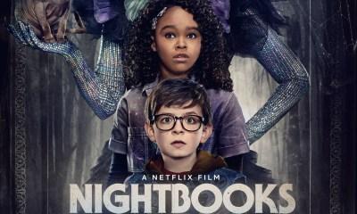 Filme de terror infantil 'Noitários de Arrepiar' da Netflix produzido por Sam Raimi estreia em Setembro - Trailer e imagens
