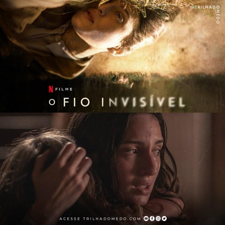 """""""O Fio Invisível"""" conta história de uma mulher prestes a morrer diante de uma iminente catástrofe ambiental e um colapso espiritual"""