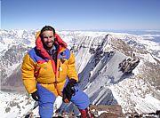 Rodrigo Raineri já está no Nepal para a escalada do Everest