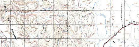 Cartas Topográficas e Bússolas