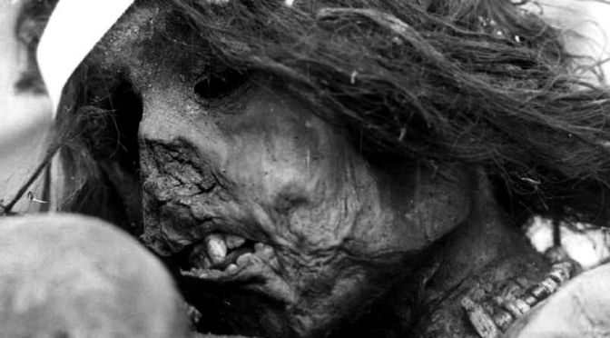 Criança de 7 anos sacrificado no Aconcagua