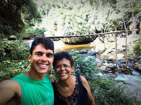 Cachoeira do Tarzan