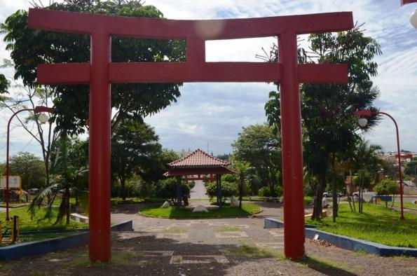 Praça do Japão Goioerê