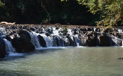 Cachoeira em Nova Cantu