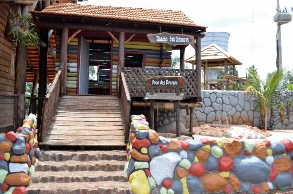 Complexo madeira em Juranda