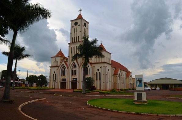 Igreja São João Batista - Peabiru
