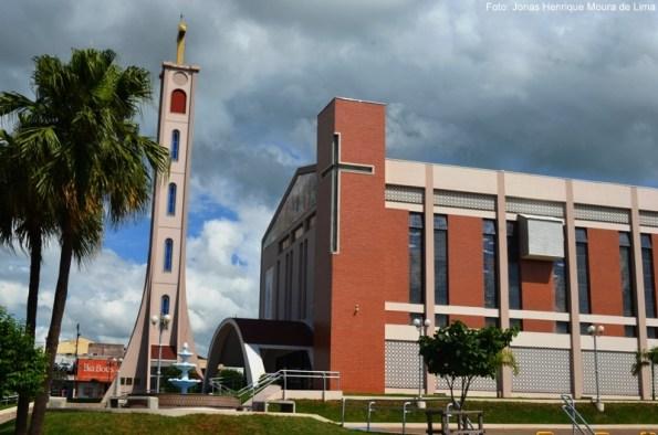 Igreja Matriz Nossa Senhora das Candeias