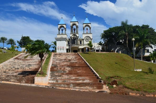 Santuário de Santa Rita de Cássia - Barbosa Ferraz