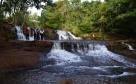Salto Boicotó em Corumbataí do Sul