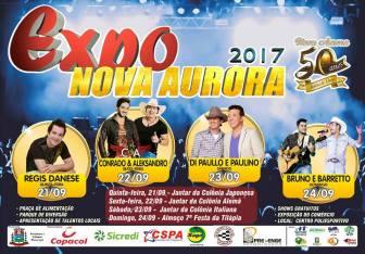 Expo Nova Aurora 2017