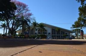 Igreja matriz em Araruna