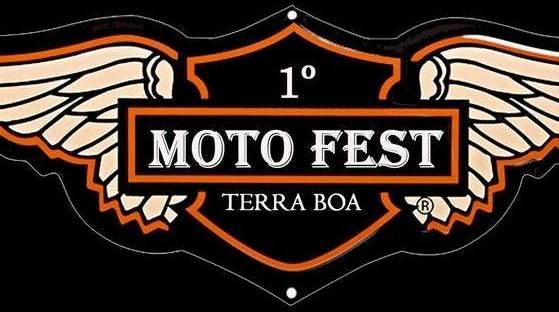1º Moto Fest Terra Boa