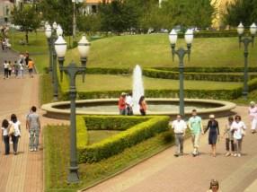 Parque Tanguá em Curitiba