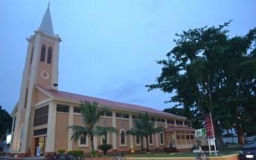 Santuário restaurado