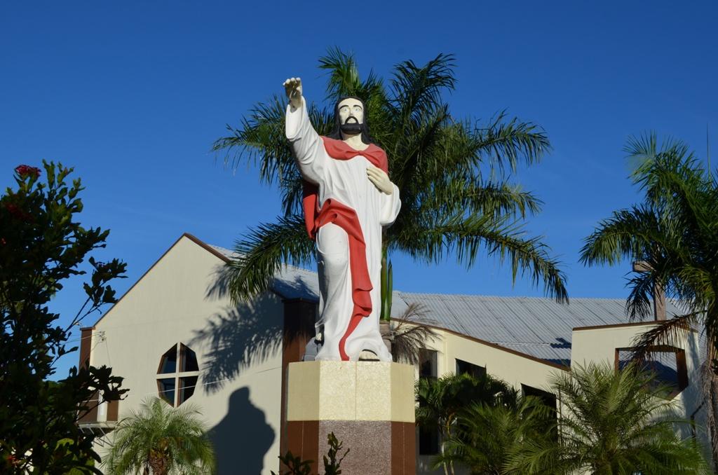 Igreja católica em Quinta do Sol