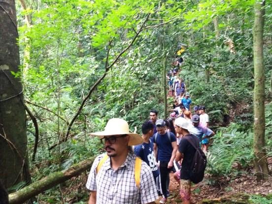 Acqua Trekking de Peabiru (7)