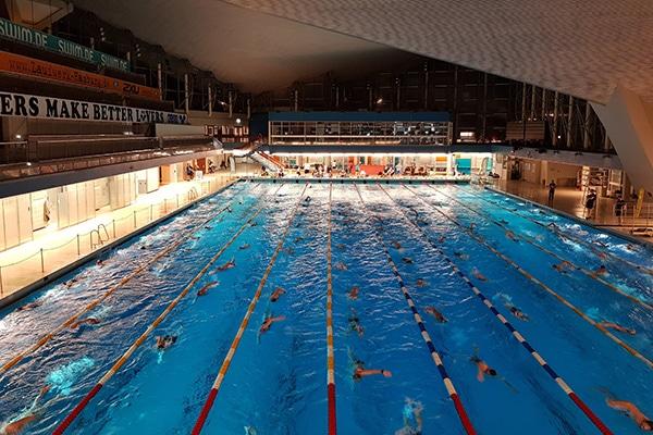 Swim - 100x100