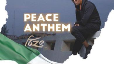 Peace Anthem mp3 Download by Faze.