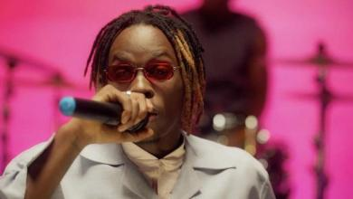 Fireboy DML performs 'Champion' and 'Vibration' at The Tonight Show (Video)