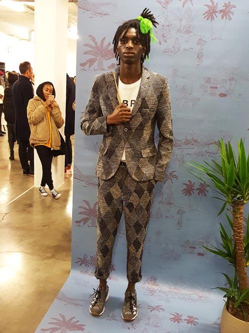 Labrum AW18 at London Fashion Week