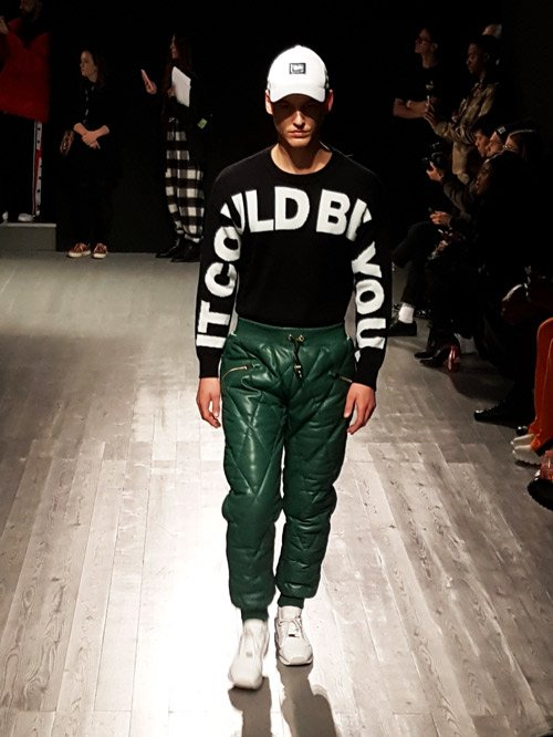 Blood Brother AW18